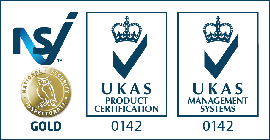 NSI Gold accredited